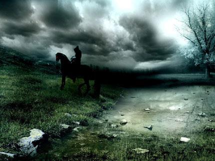 dark knight - raat ka manzar