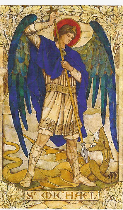 Prayer To St. Michael The Archangel