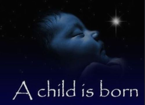 child born