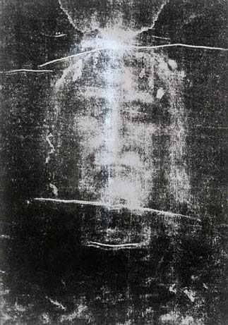 shroud of turin issue