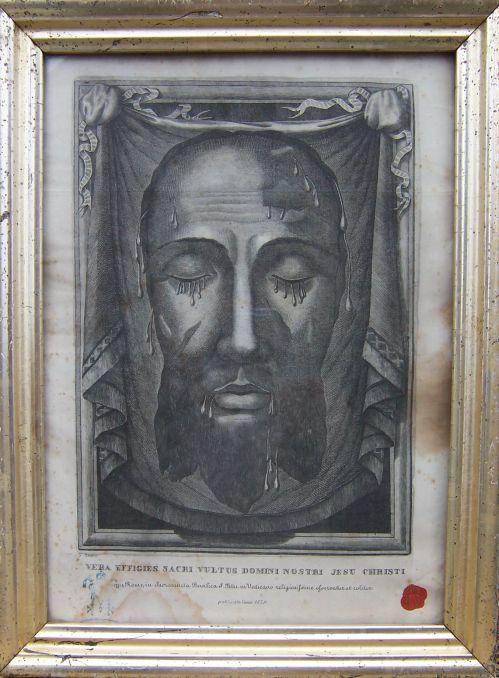 Holyface-relic-framed