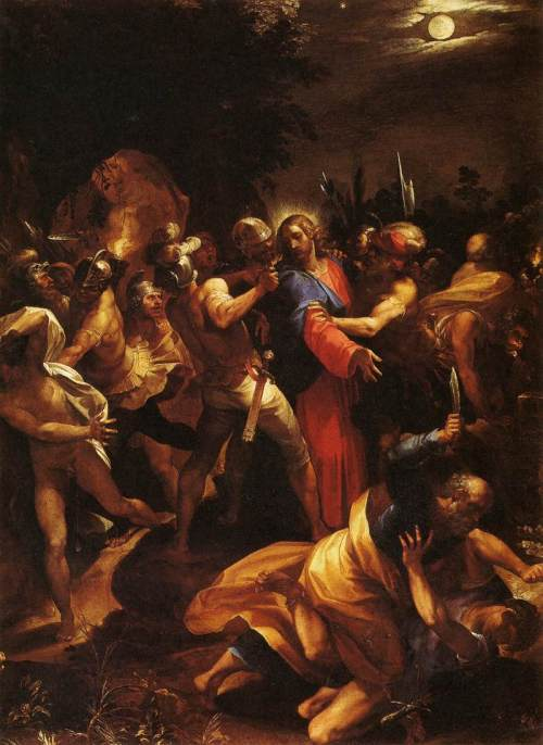 Cavalier_d'Arpino_-_The_Betrayal_of_Christ_-_WGA04689