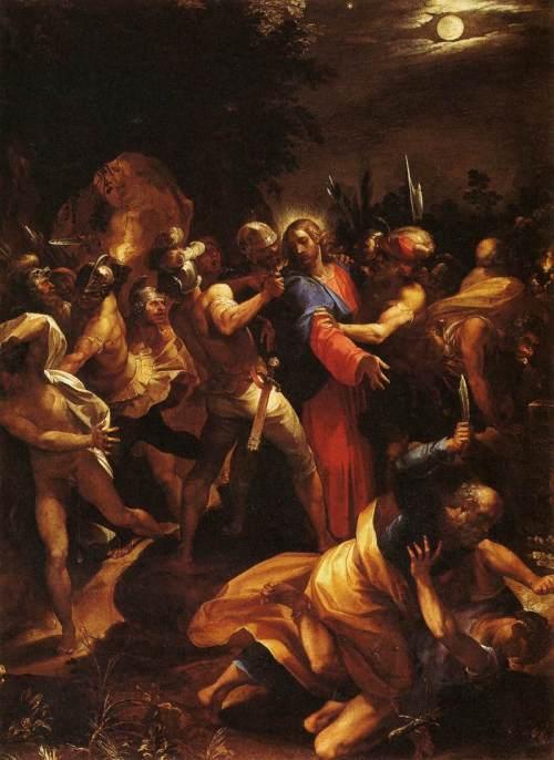 Cavalier_d'Arpino_-_The_Betrayal_of_Christ_-_WGA04689