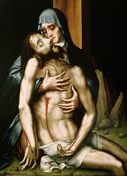 Luis_de_Morales_-_Pietà