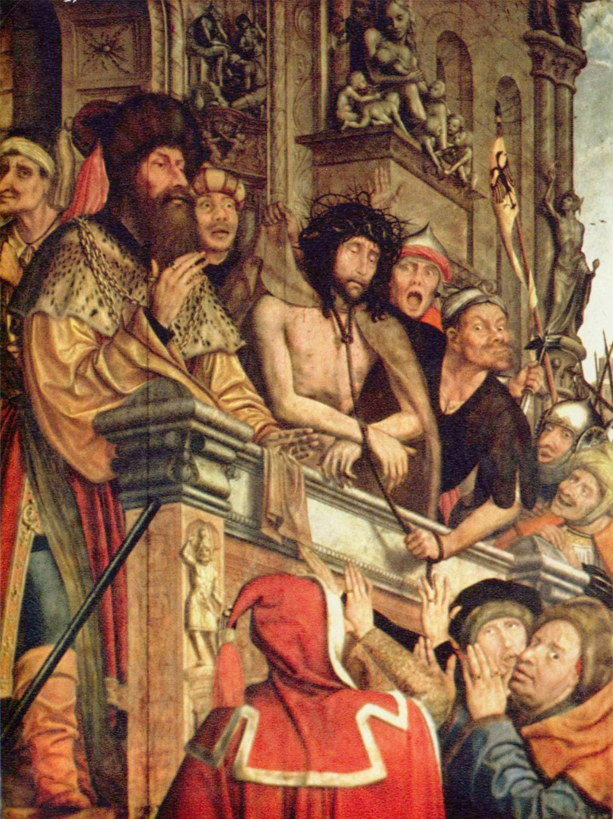 Barabbas death