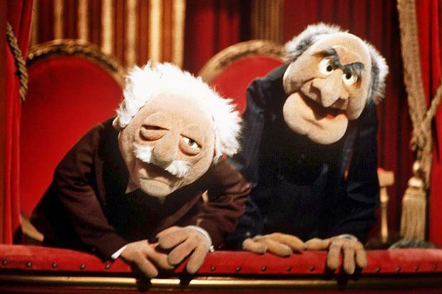 Muppet-Hecklers