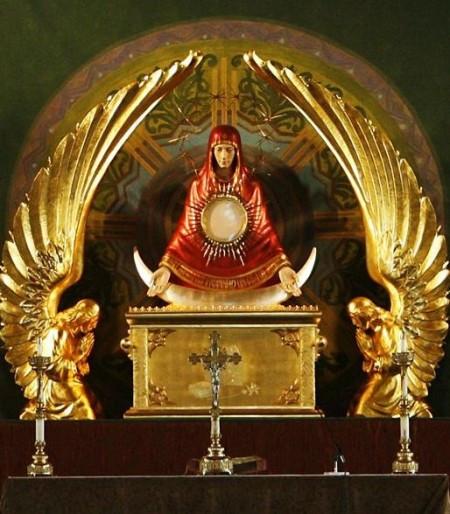 Eucharist Clean Home