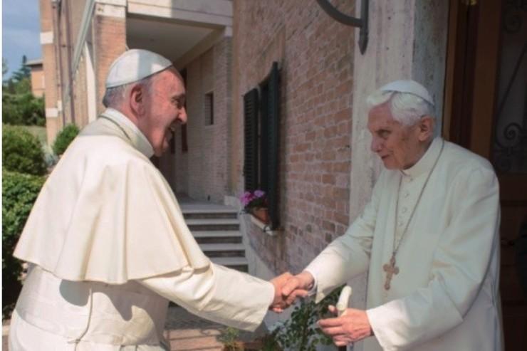 Francisco-Benedicto-XVI