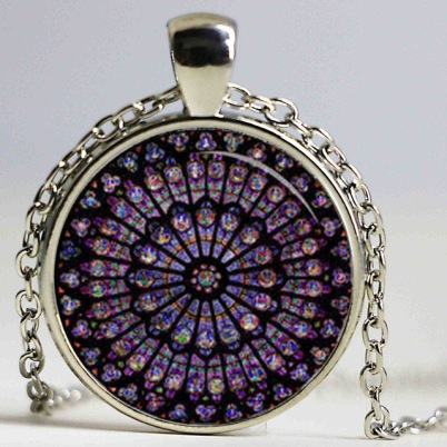 Rose-Window-Stained-Glass-Notre-Dame-de-Paris-Cathedral-Pendant-Necklace.jpg_640x640